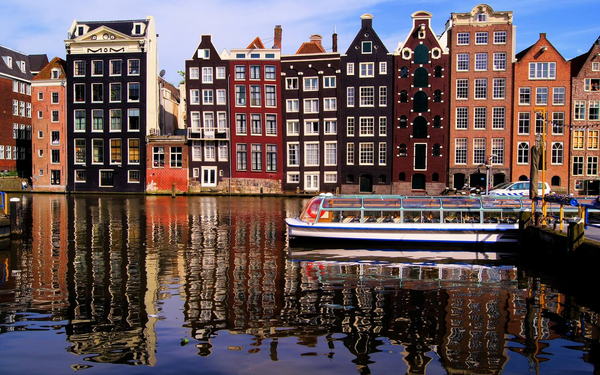 первом дом в амстердаме в картинках недорого