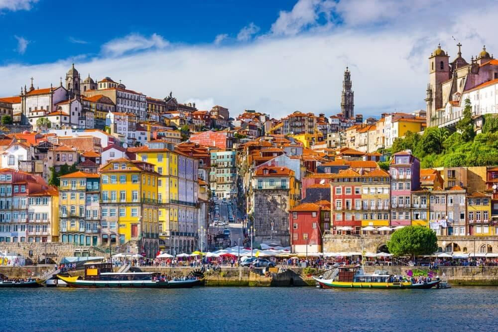 Порту португалия фото