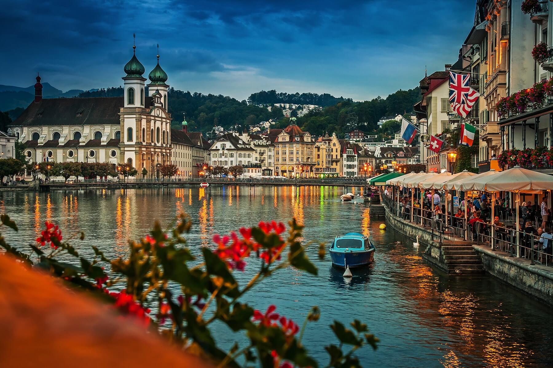 Швейцарские картинки, картинки голуби