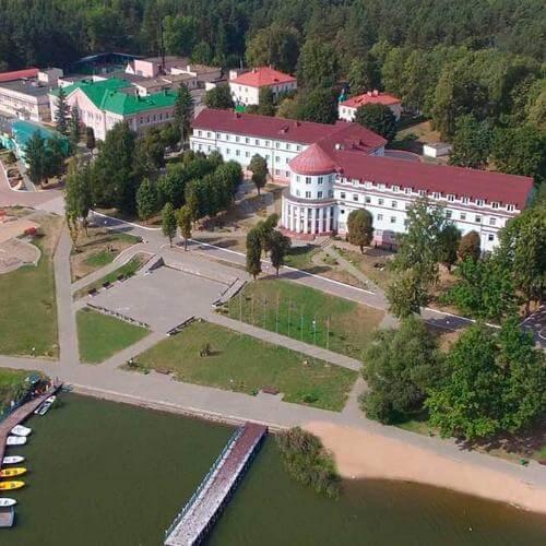 Санаторий «Белорусочка» (Белоруссия)