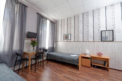 Отель «Черная Речка», Санкт-Петербург